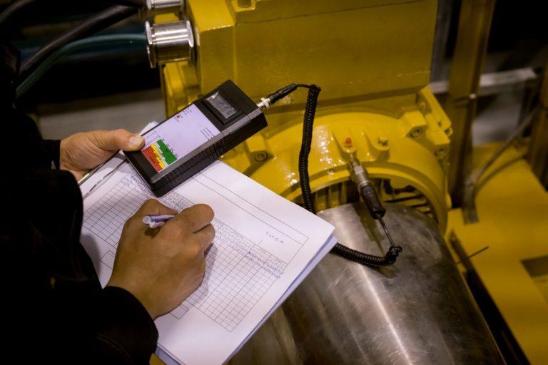 Вибрационен мониторинг, виброконтрол, вибромониторинг, измерване на механични вибрации. Пълен инженеринг