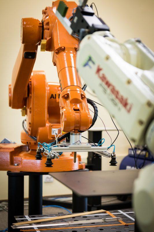 Промишлена автоматизация