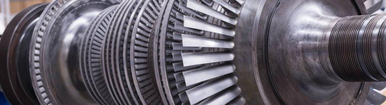 Ротор на парна турбина